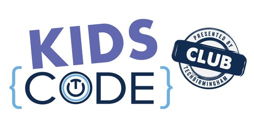 Kids Code Sunday November 10, 2019