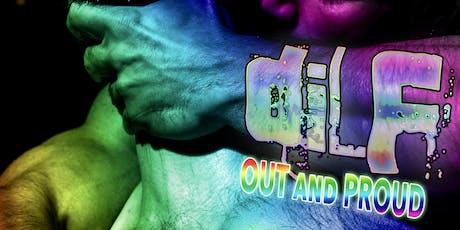 "DILF San Diego Pride 2019 ""Out & Proud"" Jock/Underwear Party by Joe Whitaker Presents tickets"