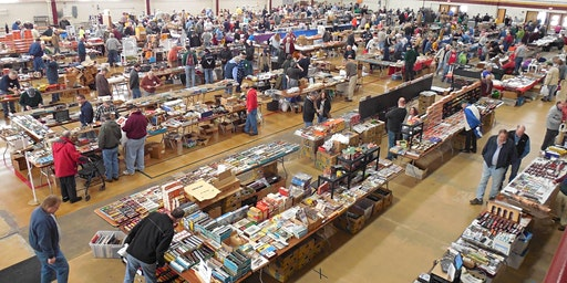 40th Mid Michigan Model Train Show, VENDORS PURCHASE TABLES HERE