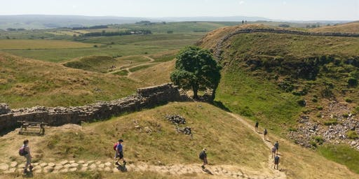 The Hadrian's Wall Experience - In Aid of Silverline Memories