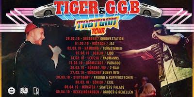 Tiger & G.G.B. Tagteam Tour Räuber & Rebellen Rec