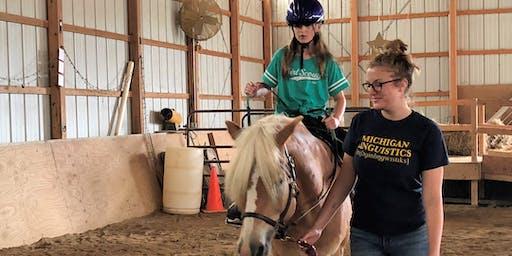 Test Ride a Pony - September