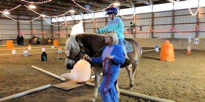 Test Ride a Pony - Halloween Fun 1