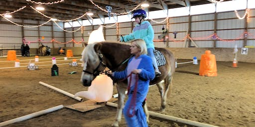 Test Ride a Pony - Halloween Fun 1
