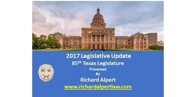 3185 Legislative Update (2017 Legislative Update)