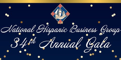 34th Annual National Hispanic Business Group Gala tickets