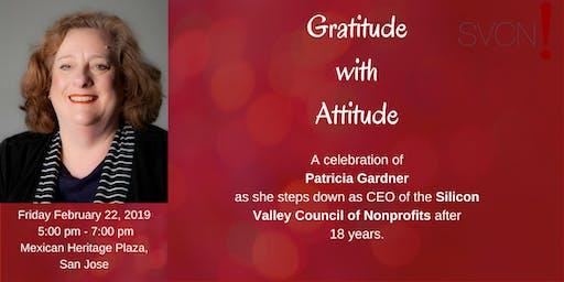 怀着感恩的态度——庆祝帕特丽夏·加德纳!