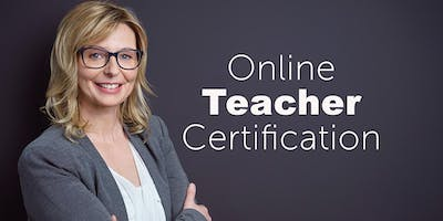 Earn Your South Carolina Teaching Certification Online! Free Information Event
