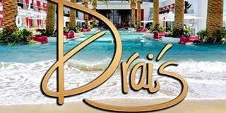 #1 LAS VEGAS POOL PARTY - DRAIS BEACH CLUB - LABOR DAY MONDAY SEPTEMBER 2ND