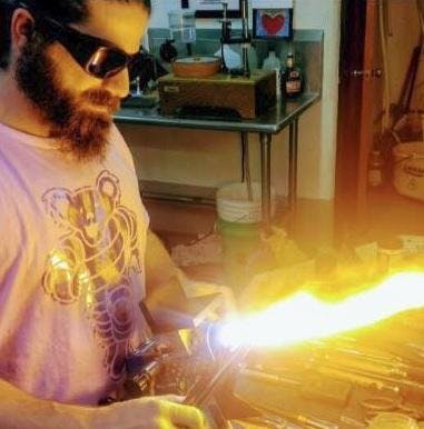 Intro To Glass Blowing Class
