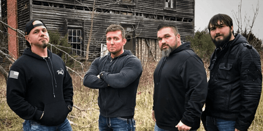 Ghost Hunt with the Tennessee Wraith Chasers