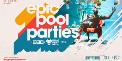 Wednesday - An Epic Pool Party