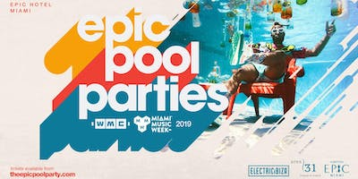 Saturday - An Epic Pool Party