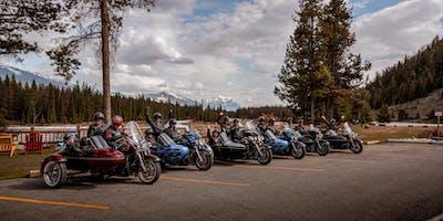 Jasper Motorcycle Tours Annual Poker run