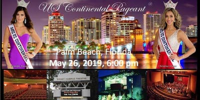 MRS. & MS. US CONTINENTAL PAGEANT 2019