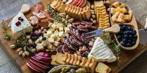 Charcuterie: Meat and Cheese Plates Workshop!
