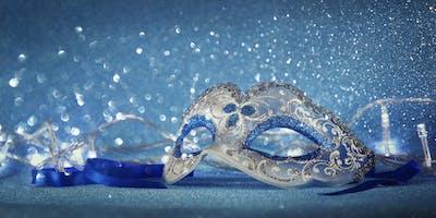 Blue & White Masquerade 2019