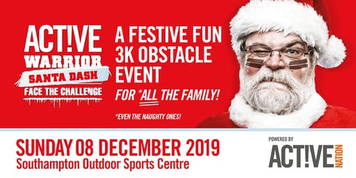 Active Warrior Santa Dash