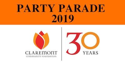 Party Parade 2019: An Evening with Pianist Junko Garrett