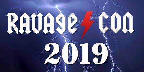 Ravage Con 2019 tickets
