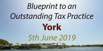 BluePrint to an Outstanding Tax Practice - York