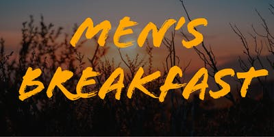 Men's Ministry Breakfast - August 18