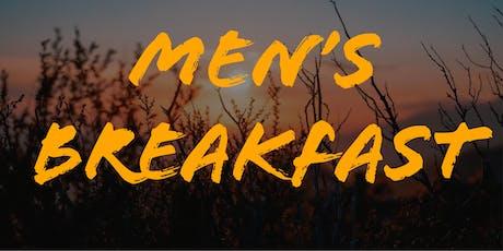 Men's Ministry Breakfast - August 18 tickets