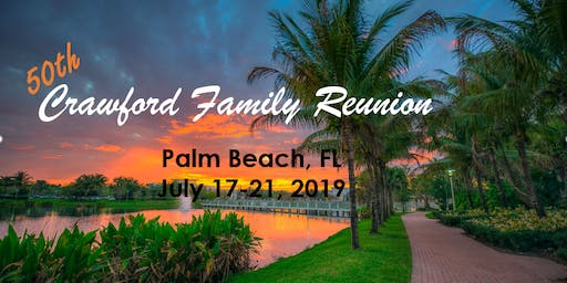 2019 Crawford Family 50th Reunion