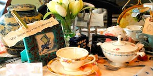 Mad Hatter's Tea Party and Historical Fashion Show