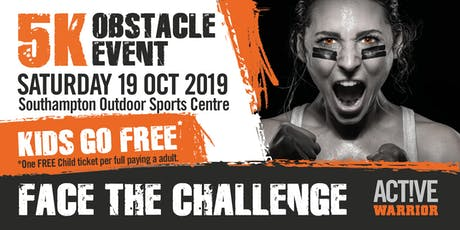 Active Warrior 5km Obstacle Course tickets