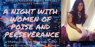 A night with Women of Poise and Perseverance