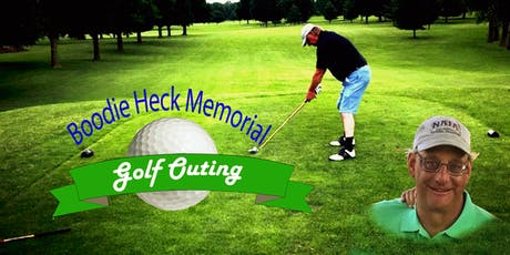 Boodie Heck Memorial Golf Outing tickets