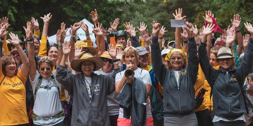 EverWalk Los Angeles- led by Diana Nyad + Bonnie Stoll- First Saturdays!