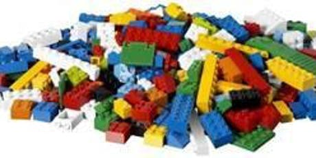 LEGO Builders - Fawkner Library tickets