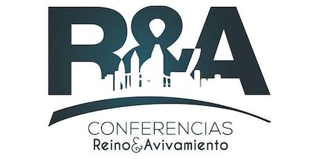 R&A Conferencia Internacional tickets