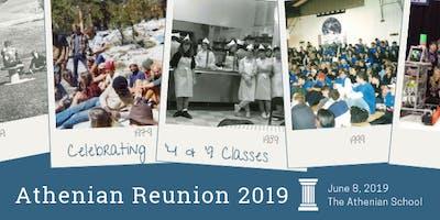Athenian Reunion 2019