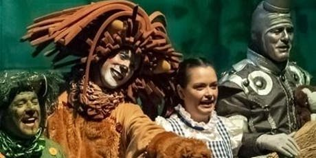 """Desconto! Espetáculo Infantil """"O Mágico de Oz"""" no Teatro Ruth Escobar ingressos"""