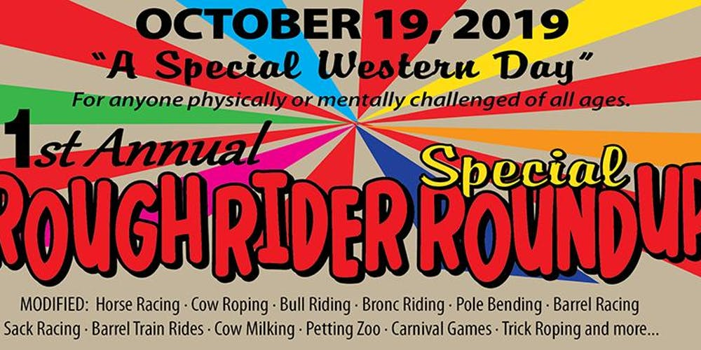 Rough Rider Roundup | A Special Western Day | Special Needs ...