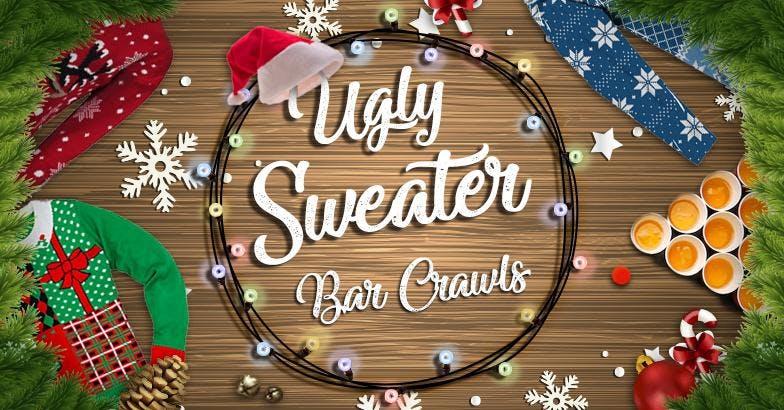 5th Annual Ugly Sweater Crawl Atlanta