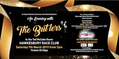 An Evening with the Butlers