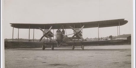 Flying High: the epic England to Australia Air Race 1919 (SLSA) tickets
