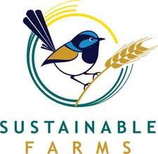 Sustainable Farms logo