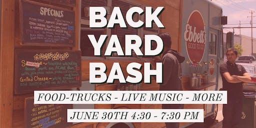 Summer Fun - Backyard Bash #1