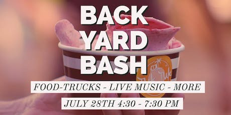 Summer Fun - Backyard Bash #2 tickets