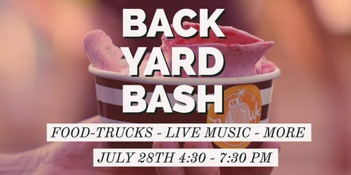 Summer Fun - Backyard Bash #2