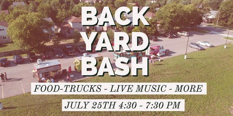 Summer Fun - Backyard Bash #3 tickets