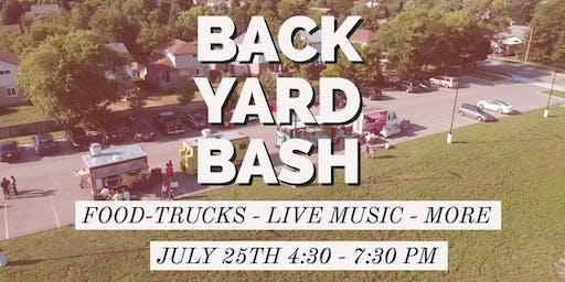 Summer Fun - Backyard Bash #3