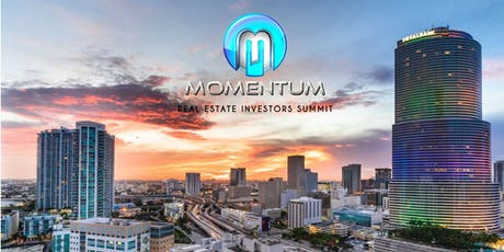 Momentum Real Investor Estate Training Summit tickets