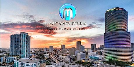 Momentum Real Investor Estate Training Summit tickets