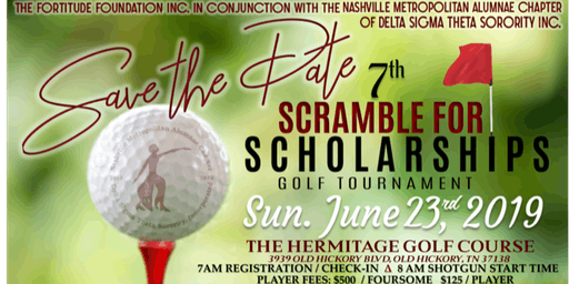 7th Scramble for Scholarships
